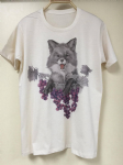 Fox and grapes tee